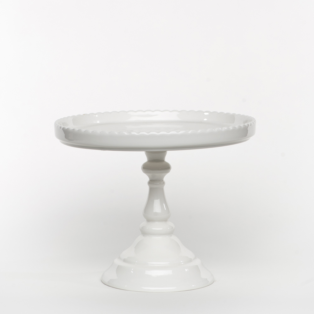 white cake stand dbb white footed cake stand sweet and saucy supply 12145